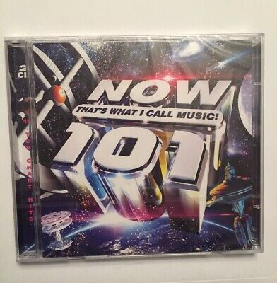 Now That's What I Call Music! 101 - Various Artists (Album) [CD] New & Unopened