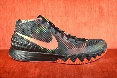 new style 27fd0 52bd0 WORN TWICE Nike Kyrie 1 705277-016 I Dream Size 11.5 DS Irving 2 Black