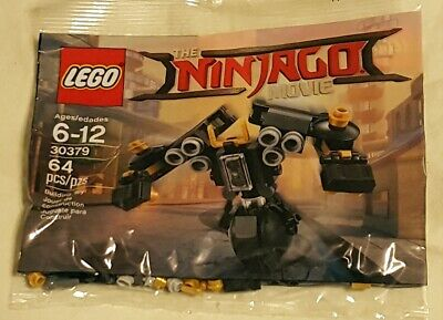 COLE'S QUAKE MECH, Lego 30379, The LEGO NINJAGO MOVIE, Sealed Polybag, NEW!