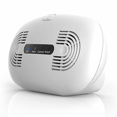 Smart Ultrasonic Pest Repeller Insect Reject Bug Mosquito Cockroach Mouse Killer
