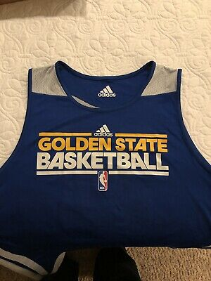 5f3374cb735 GOLDEN STATE WARRIORS NBA Alleson Athletic Reversible Practice ...