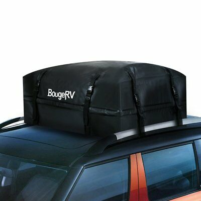 Car SUV Roof Top Cargo Carrier Bag Luggage Storage Waterproof 1000D SUPER STRONG