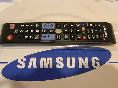TV Remote Control BRAND NEW SAMSUNG SMART AUS SELLER BN59-00638A / AA59-00581A