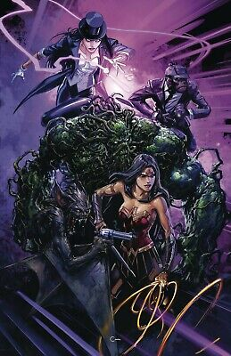 Justice League Dark #10 Variant - Dc Universe - Release Date 24/04/19