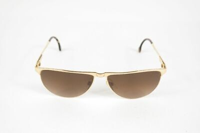 Customized Nos 610 Sander 5813 Vintage Oval Sunglasses Gold Jil 311 Lenses rBCoedx