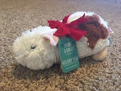 Guinea Pig/Small Animal Costume/Clothes*Red Velvet Christmas/Holiday/Gift Bow
