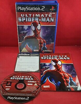 Ultimate Spider-Man (Sony PlayStation 2)