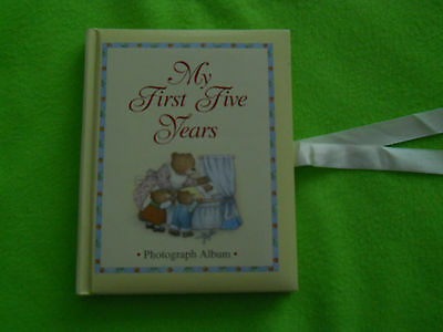 """Victoria Avenue  """"My First Five Years"""" photograph album"""