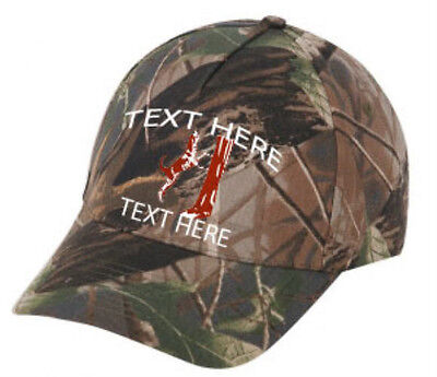 b74699ae Cap Hat Custom Camo English Redtick Coon Hound Personalized Dog Hunt  Coonhound