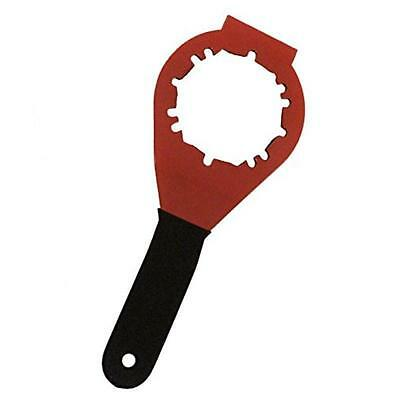 Drain Strainer Wrench 03710 Superior Red & black Do-All drain tool Quickship!