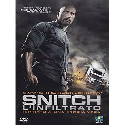 Snitch - L'Infiltrato - DVD Film