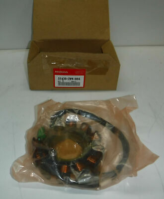Alternator Generator Stator Honda Outboard 31630-ZW9-004 New