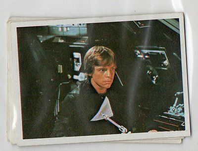 "Star Wars ""El Retorno Del Jedi"" Spanish Trading Card By Pacosa Dos - Number 188"
