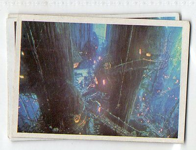 "Star Wars ""El Retorno Del Jedi"" Spanish Trading Card By Pacosa Dos - Number 137"