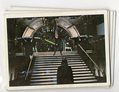 "Star Wars ""El Retorno Del Jedi"" Spanish Trading Card By Pacosa Dos - Number 182"