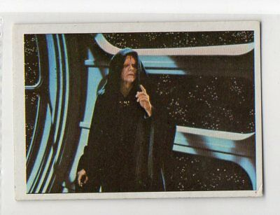 "Star Wars ""El Retorno Del Jedi"" Spanish Trading Card By Pacosa Dos - Number 181"