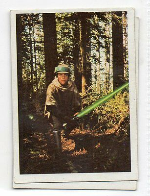 "Star Wars ""El Retorno Del Jedi"" Spanish Trading Card By Pacosa Dos - Number 119"
