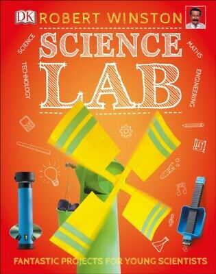 Science Lab by Robert Winston (Hardcover 2019)