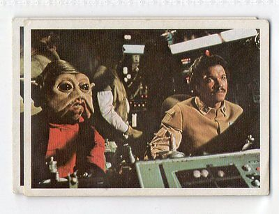 "Star Wars ""El Retorno Del Jedi"" Spanish Trading Card By Pacosa Dos - Number 189"