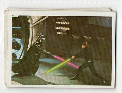 "Star Wars ""El Retorno Del Jedi"" Spanish Trading Card By Pacosa Dos - Number 183"