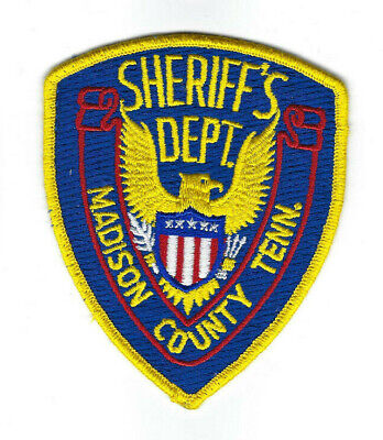 TN CARTER COUNTY Tennessee Sheriff Patch - $7 16   PicClick