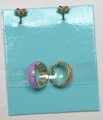 Poppy Parker World At Her Feet JEWELRY ONLY City Sweetheart Collection NEW