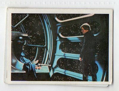 "Star Wars ""El Retorno Del Jedi"" Spanish Trading Card By Pacosa Dos - Number 180"