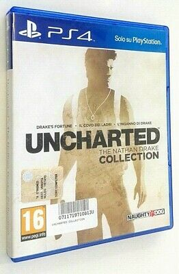 Uncharted The Nathan Drake Collection - PS4 - Playstation 4