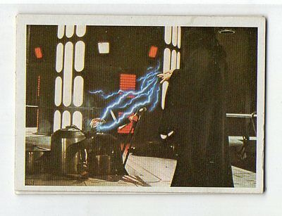 "Star Wars ""El Retorno Del Jedi"" Spanish Trading Card By Pacosa Dos - Number 187"