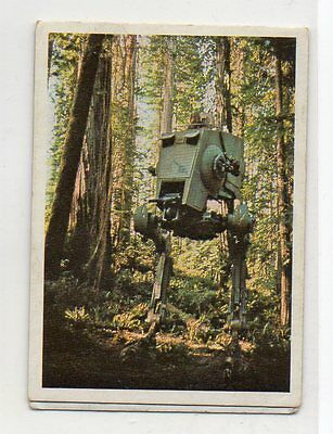 "Star Wars ""El Retorno Del Jedi"" Spanish Trading Card By Pacosa Dos - Number 169"