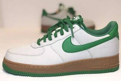 promo code 28335 02c63 Nike Air Force 1  07 TXT AJ7282 003 Green and Gray SZ 11 Men s US