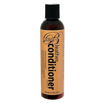 L.R. Bliss Leather Conditioner: Protects & Revitalizes Leather. Made in the USA.