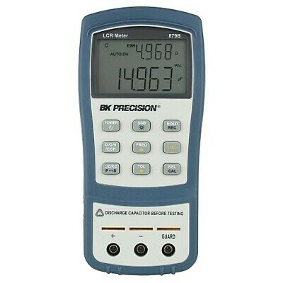 BK Precision 879B Dual Display Handheld LCR Meter w/ ESR Measurement (220V)