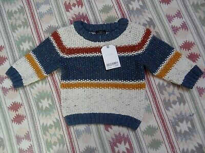 NWT NEXT Baby Jumper Size 3-6 months Look!!