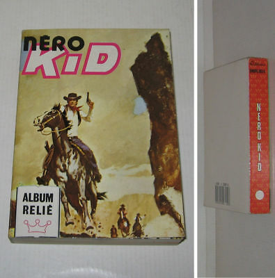 Nero Kid Album N° 38 (114,115,116),comme Neuf 1983,editions Imperia,western,x13