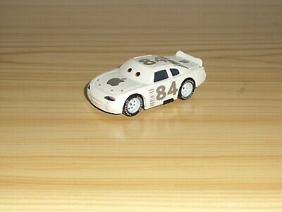 DISNEY Cars - tolles Auto - Lightning McQueen Apple White - Diecast 1:55 - RAR
