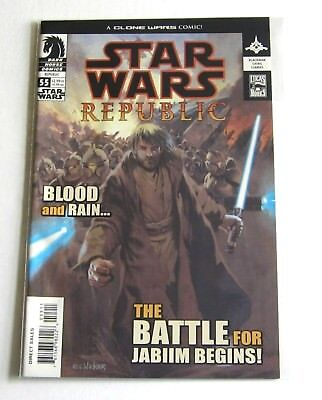 Star Wars: Republic Comic #55 (Cover A) - Dark Horse - Near Mint!