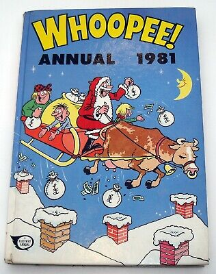Whoopee Annual 1981 Unclipped