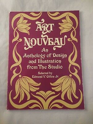 Dover Pictorial Archive: Art Nouveau : An Anthology of Design and Illustration