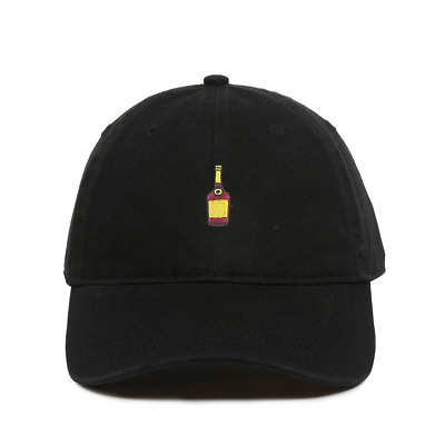 Henny Alcohol Bottle Baseball Cap, Embroidered Dad Hat, Unstructured Six Panel