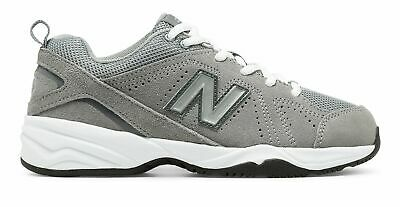 New Balance Kid's 624v2 Big Kids Unisex Shoes Grey
