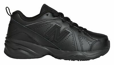New Balance Kid's 624v2 Big Kids Unisex Shoes Black
