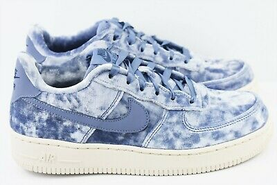 free shipping 1ada0 e0bc3 Nike Air Force 1 LV8 GS Size 6.5Y Sky Blue Womens Size 8 Thunder 849345