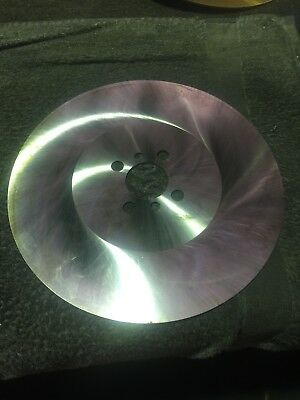 Hss Cut Off Blade Circular For Steel 250 2 40 Bore