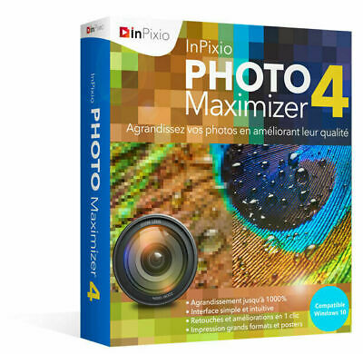 Inpexio Photo Maximizer 4🔏  LIFE TIME LICENSE🔏 instant delivery.(1m )📬