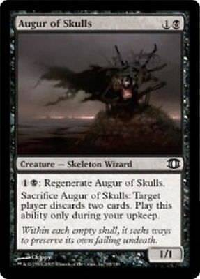 MTG FUTURE SIGHT Aven Augur