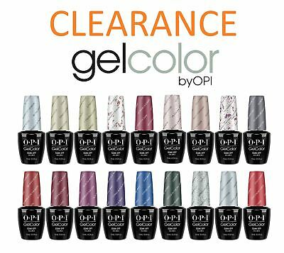 OPI GelColor Nail Polish Lacquer **You PICK Color** BUY 2, GET 1 FREE!!