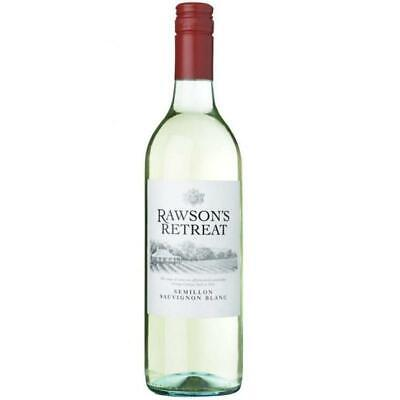 Rawson's Retreat Semillon Sauvignon Blanc 2017 White Wine (6x750ml) Free Ship!