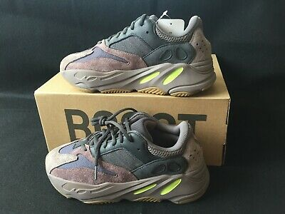 69bef3456d362 EE9614 Adidas Yeezy Boost 700 Mauve WaveRunner Grey US Size 10.5 authentic