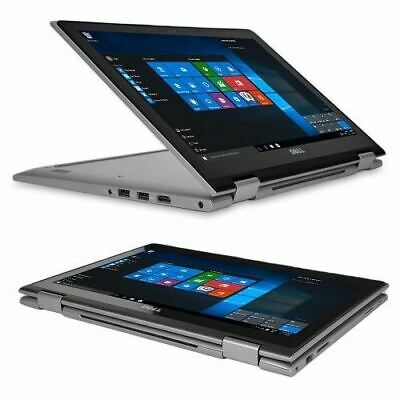 """Dell Inspiron 5000 13.3"""" FHD Touch Convertible Laptop  i3 2.4GHz 4GB 1TB W10H"""